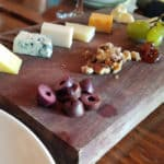 cheese and wine tasting experience